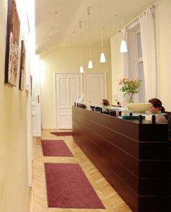 Ordination Dr. Turkof - Wien Rahlgasse Sektretariat